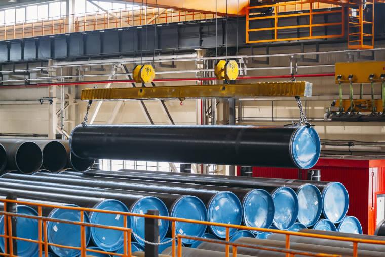 Kranbau, Schwerpunkt der Firma Gillmeier GmbH in Pilsting