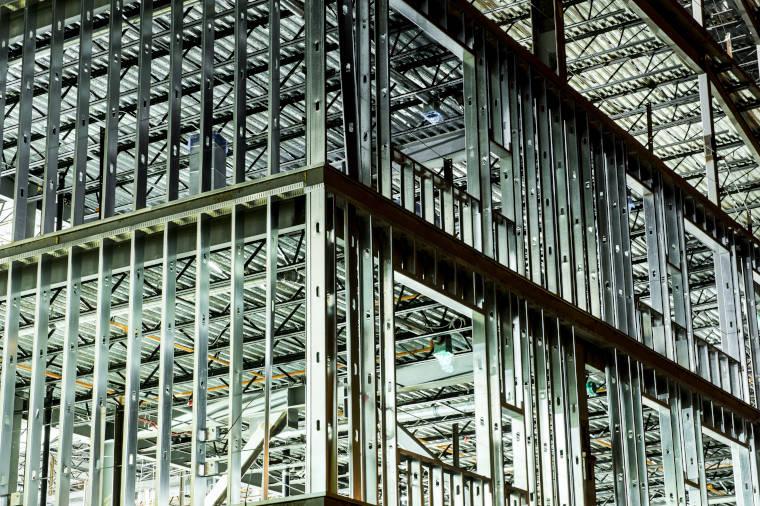 Metallbau, Schwerpunkt der Firma Gillmeier GmbH in Pilsting