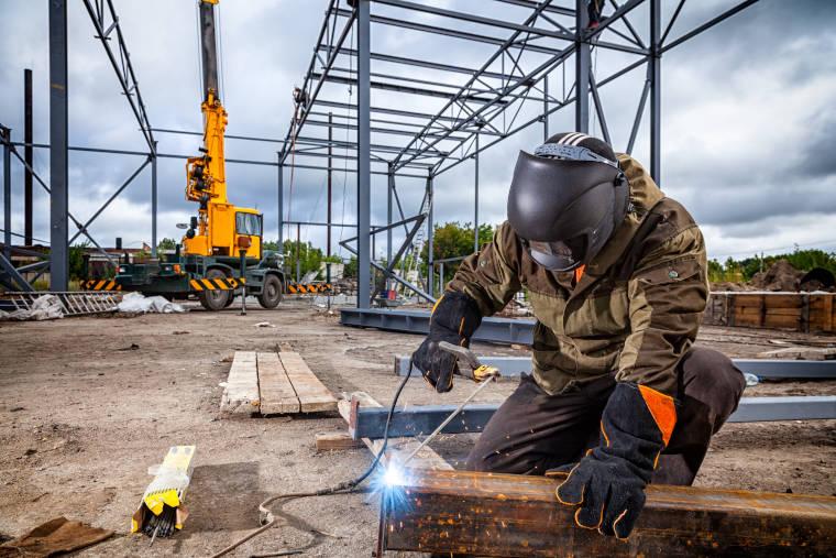 Stahlbau, Schwerpunkt der Firma Gillmeier GmbH in Pilsting