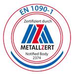 Logo Metallzert